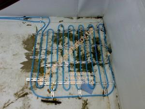 электрическая система снеготаяния