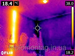 проверка тепловизором