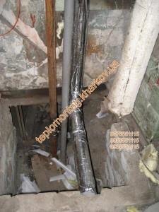 защита от замерзания водопроводов